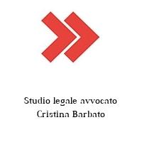 Studio legale avvocato Cristina Barbato