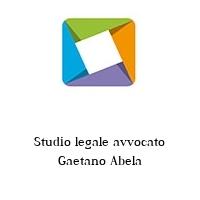 Studio legale avvocato Gaetano Abela