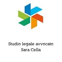Studio legale avvocato Sara Cella