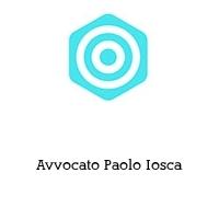 Avvocato Paolo Iosca