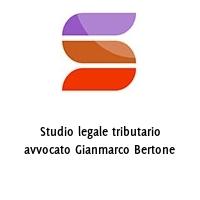 Studio legale tributario avvocato Gianmarco Bertone