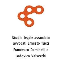 Studio legale associato avvocati Ernesto Tucci Francesco Daminelli e Lodovico Valsecchi