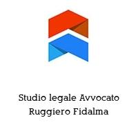 Studio legale Avvocato Ruggiero Fidalma