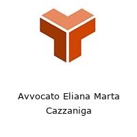 Avvocato Eliana Marta Cazzaniga