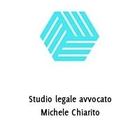 Studio legale avvocato Michele Chiarito