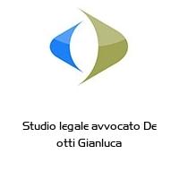 Studio legale avvocato De otti Gianluca