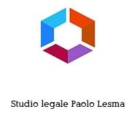 Studio legale Paolo Lesma