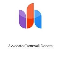 Avvocato Carnevali Donata