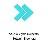 Studio legale avvocato Bettanin Eleonora