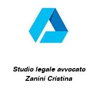 Studio legale avvocato Zanini Cristina