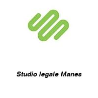 Studio legale Manes