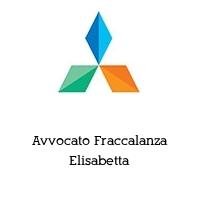 Avvocato Fraccalanza Elisabetta