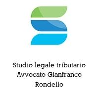 Studio legale tributario Avvocato Gianfranco Rondello