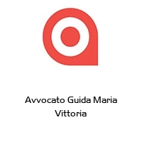 Avvocato Guida Maria Vittoria
