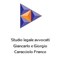 Studio legale avvocati Giancarlo e Giorgio Caracciolo Franco
