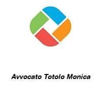 Avvocato Totolo Monica
