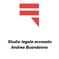Studio legale avvocato Andrea Buondonno