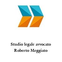 Studio legale avvocato Roberto Meggiato