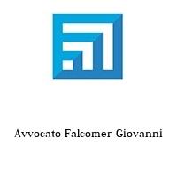 Avvocato Falcomer Giovanni