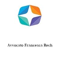 Avvocato Francesca Rech
