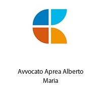 Avvocato Aprea Alberto Maria
