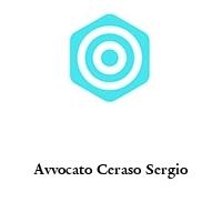 Avvocato Ceraso Sergio