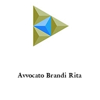 Avvocato Brandi Rita