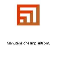 Manutenzione Impianti SnC