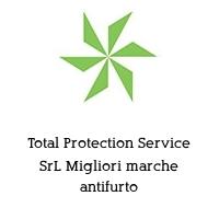 Total Protection Service SrL Migliori marche antifurto