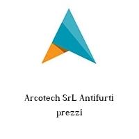 Arcotech SrL Antifurti prezzi