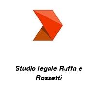 Studio legale Ruffa e Rossetti