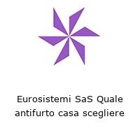 Eurosistemi SaS Quale antifurto casa scegliere