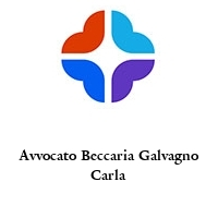 Avvocato Beccaria Galvagno Carla
