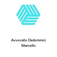 Avvocato Dedominici Marcello