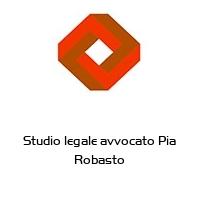 Studio legale avvocato Pia Robasto