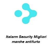 Italarm Security Migliori marche antifurto