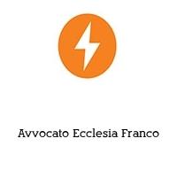 Avvocato Ecclesia Franco