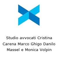 Studio avvocati Cristina Carena Marco Ghigo Danilo Massel e Monica Volpin