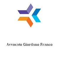 Avvocato Giordano Franco