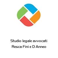 Studio legale avvocati Resca Fini e D Anneo