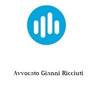 Avvocato Gianni Ricciuti