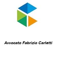 Avvocato Fabrizio Carletti
