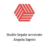 Studio legale avvocato Angela Sapori