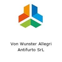 Von Wunster Allegri Antifurto SrL