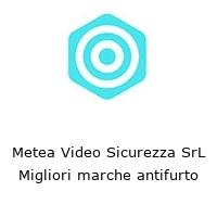 Metea Video Sicurezza SrL Migliori marche antifurto