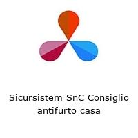 Sicursistem SnC Consiglio antifurto casa