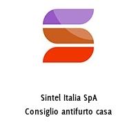 Sintel Italia SpA Consiglio antifurto casa