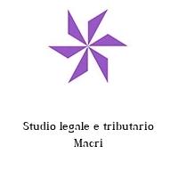 Studio legale e tributario Macri