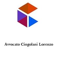Avvocato Cingolani Lorenzo
