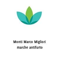 Monti Marco Migliori marche antifurto